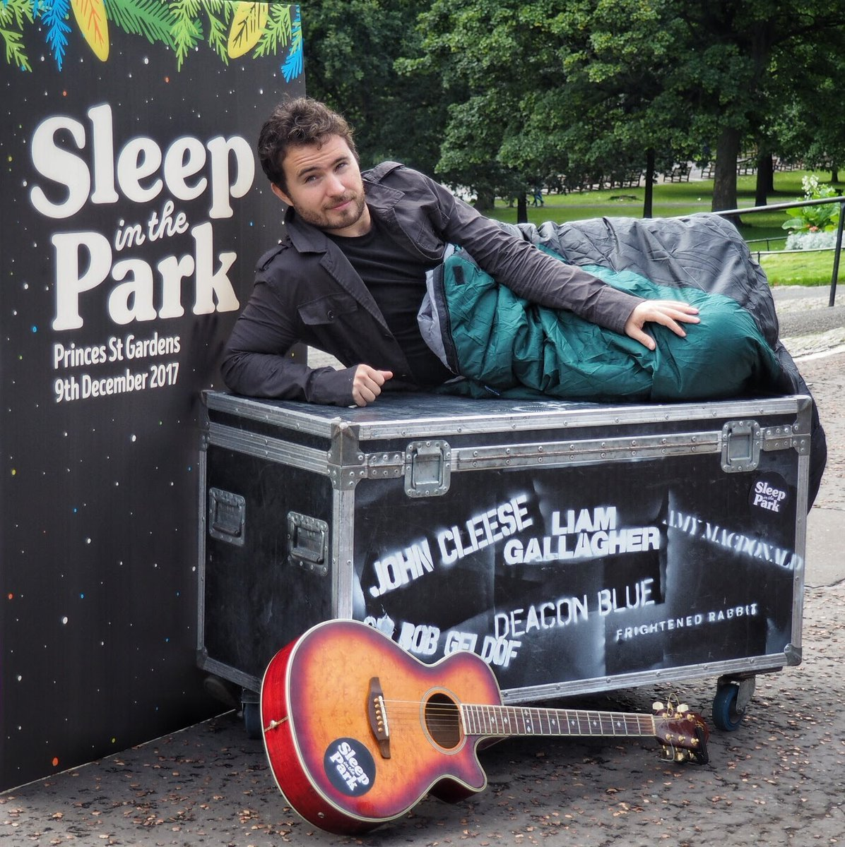 Sleep In the Park