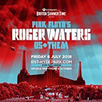 BST - Roger Waters, Hyde Park 2018
