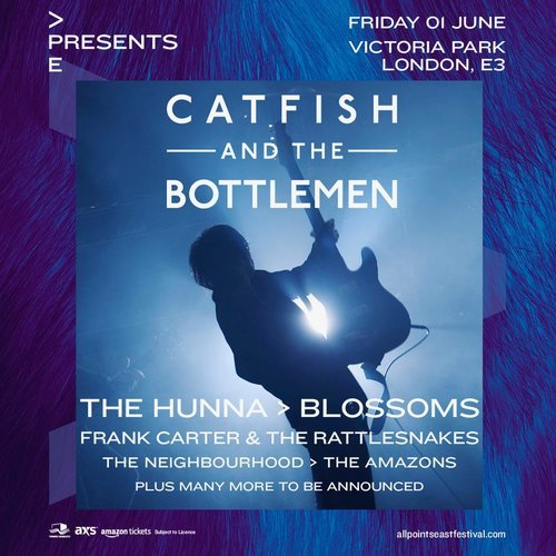 All Points East - Catfish & The Bottlemen 2018