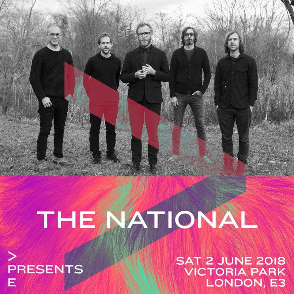 All Points East - The National 2018
