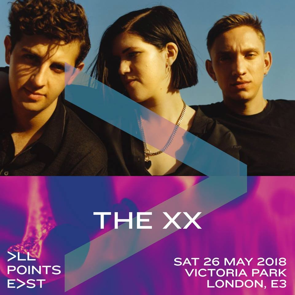 All Points East - The XX 2018