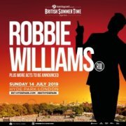 BST - Robbie Williams Hyde Park 2019