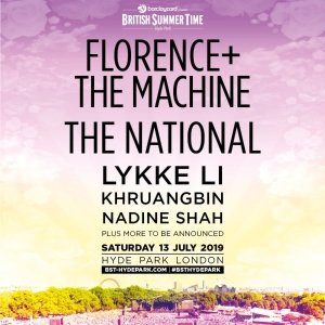 BST - Florence and the Machine Hyde Park 2019