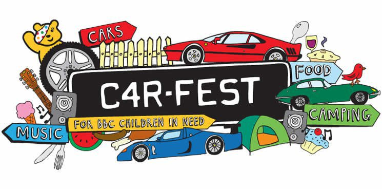 Join Festaff - volunteer at CarFest during 2018