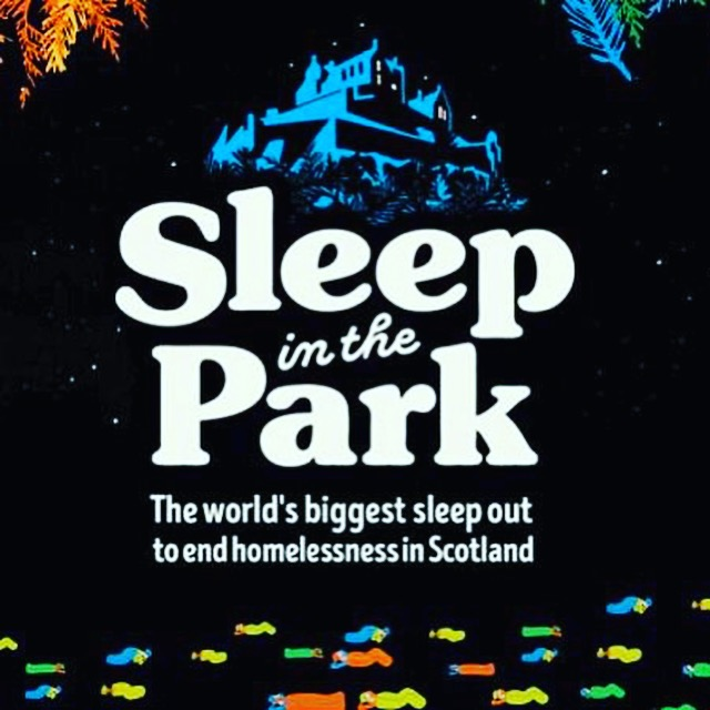 Sleep In the Park - Edinburgh 17