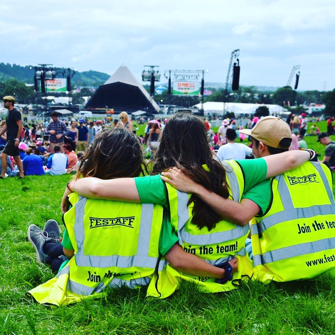 Glastonbury 2019 Application Info.