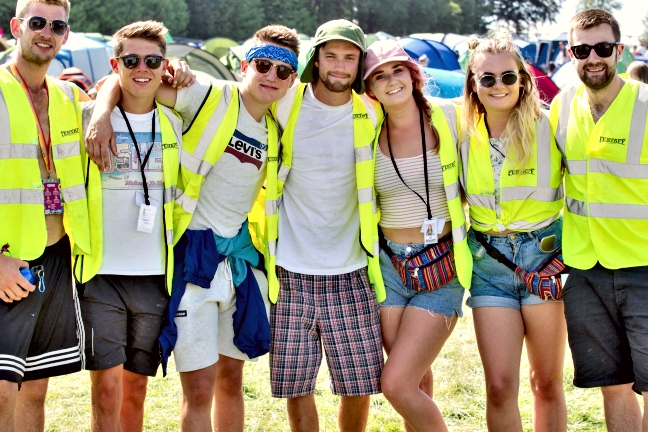 Kendal Calling Volunteers