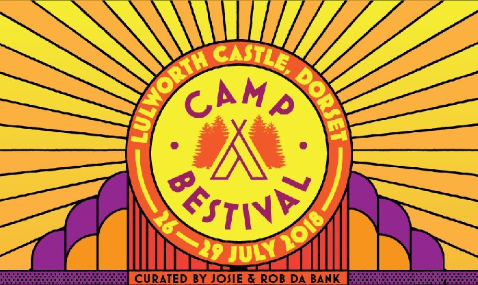 Join Festaff - volunteer at Camp Bestival during 2018