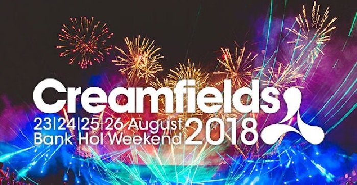 Join Festaff - volunteer at Creamfields during 2018