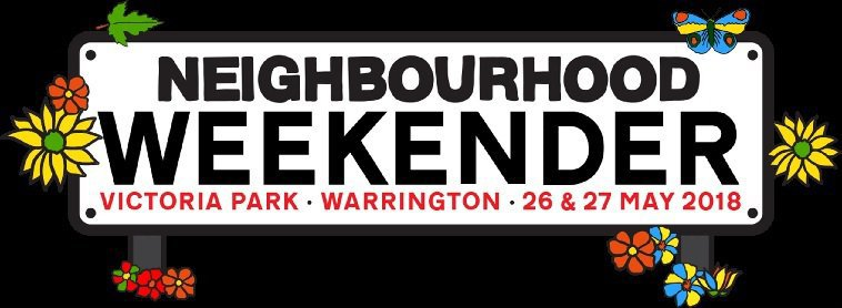 Join Festaff - volunteer at Neighbourhood Weekender during 2018