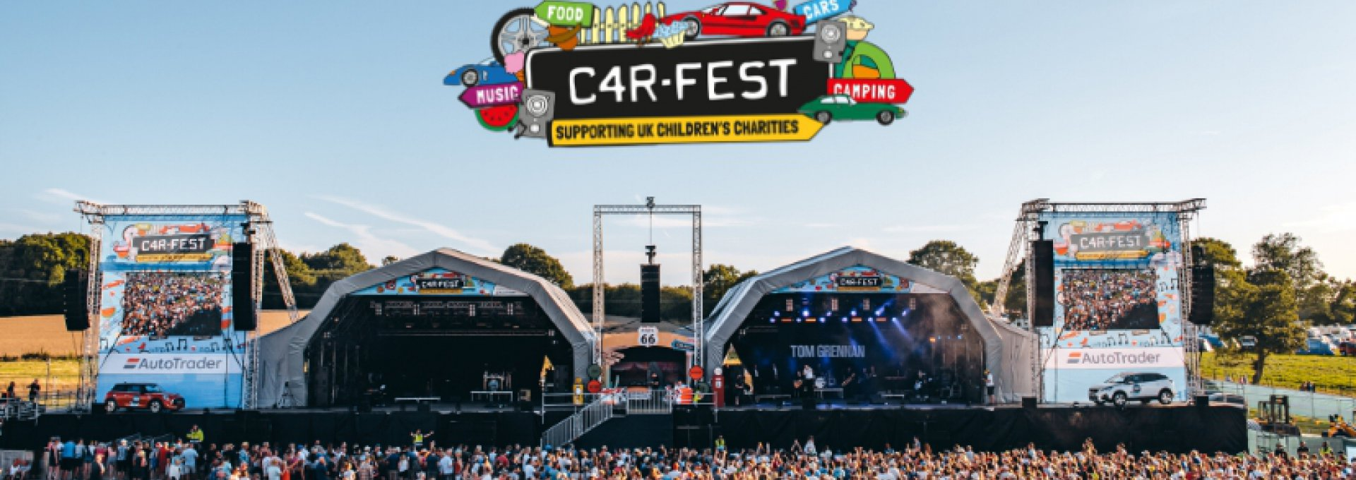 Carfest 2019 Two Stages